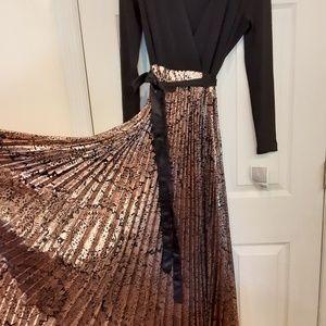 Stunning Lularoe Deanne dress formal